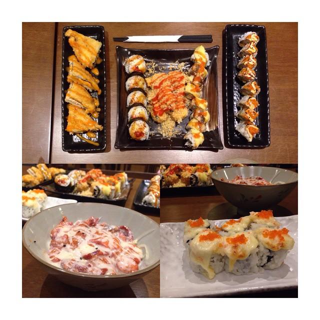 Untuk kamu yang pecinta sushi nih Sahabat NH Simak referensihellip