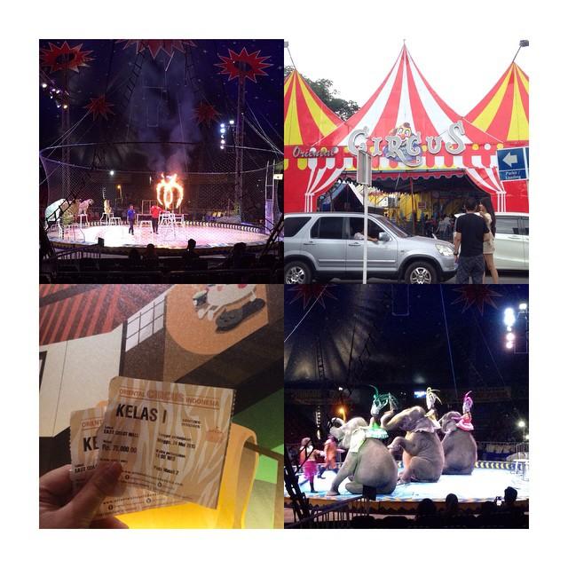 oriental Circus yang tampil mulai 22 Mei hingga 14 Junihellip