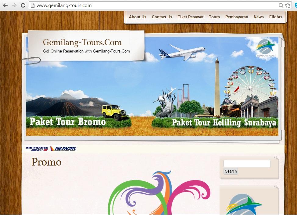 portofolio web design