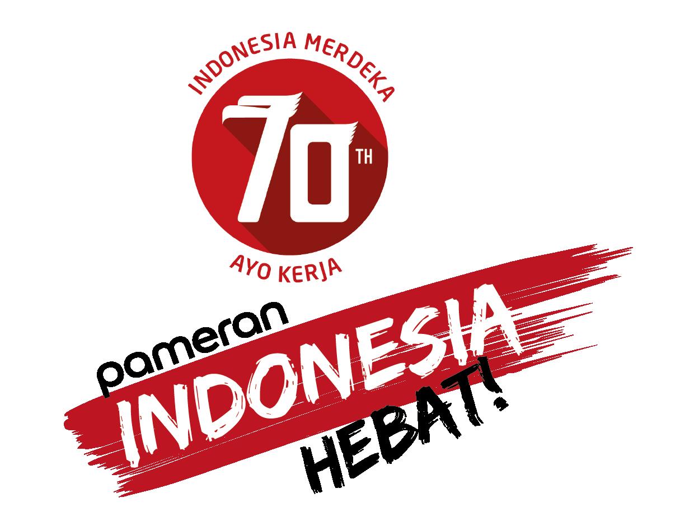 Logo Pameran Indonesia Hebat