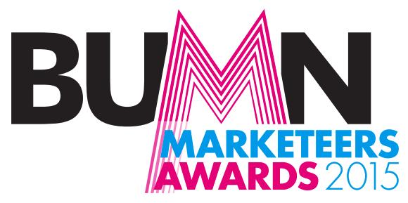 BUMN Marketeers Awards 2015 Logo