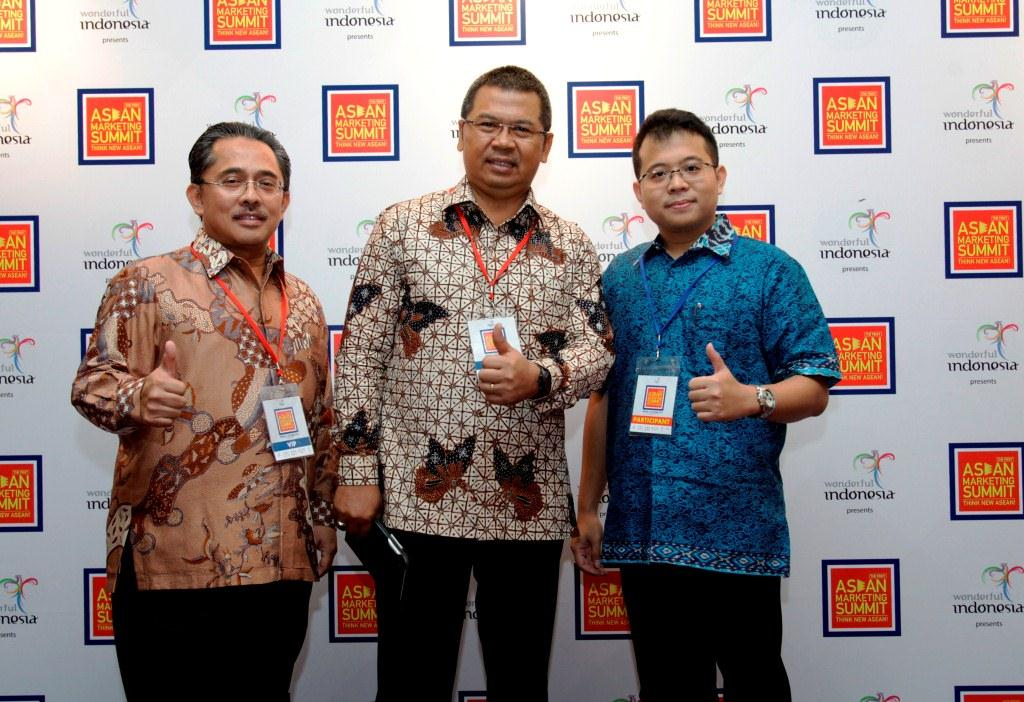 Tim PTPP di ASEAN Marketing Summit 2015