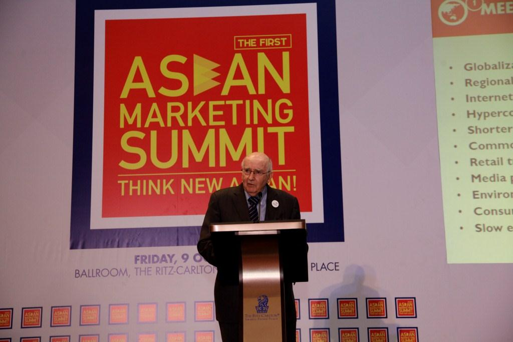 Sesi Philip Kotler - Marketing in New ASEAN