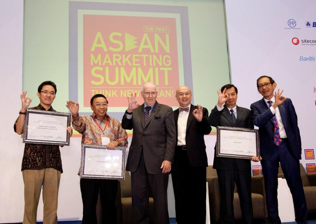 Perusahaan Peraih Indonesia Champion For ASEAN Economic Community Award 2015