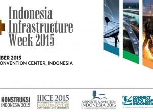 Indonesia Infrastructure Week 2015