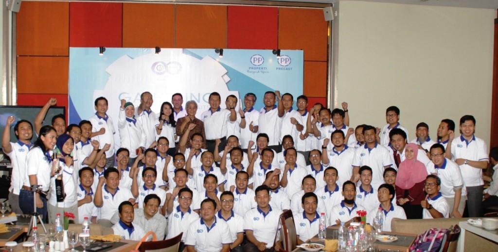 Foto Bersama Alumni ITS PP