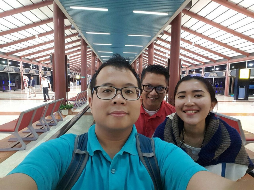 Travelling ke Singapura ala Backpacker