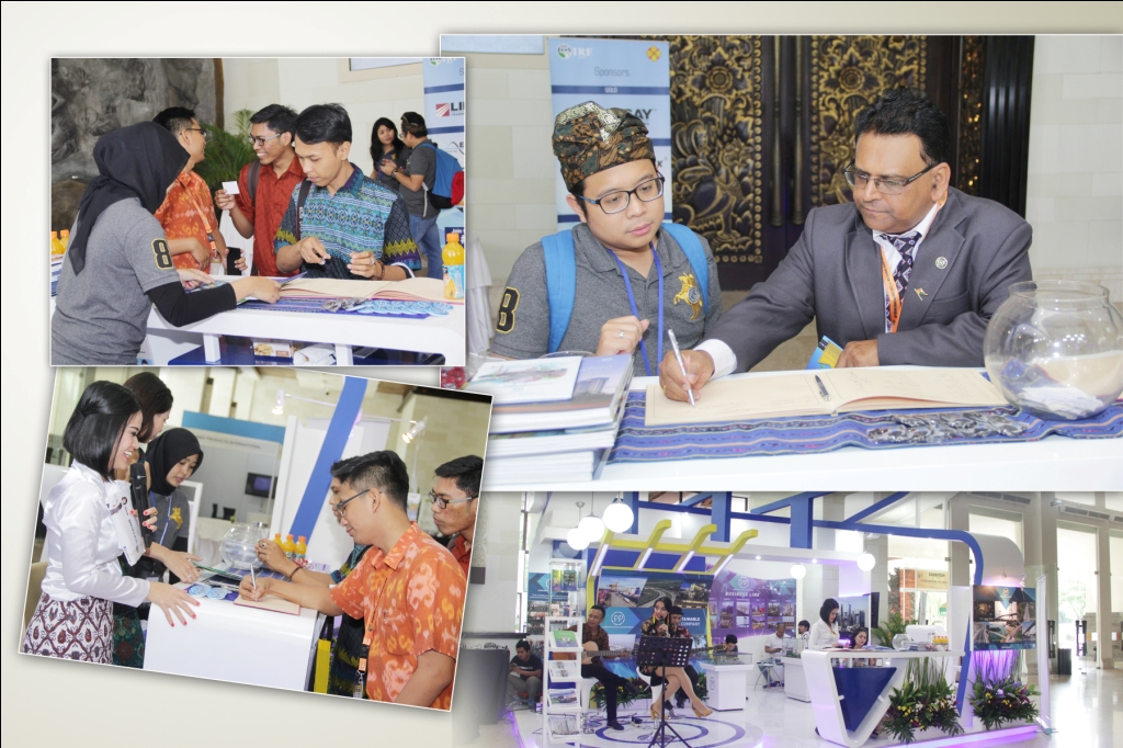 pameran 15th REAAA Conference 2017 & IRF Road Global Road Summit--