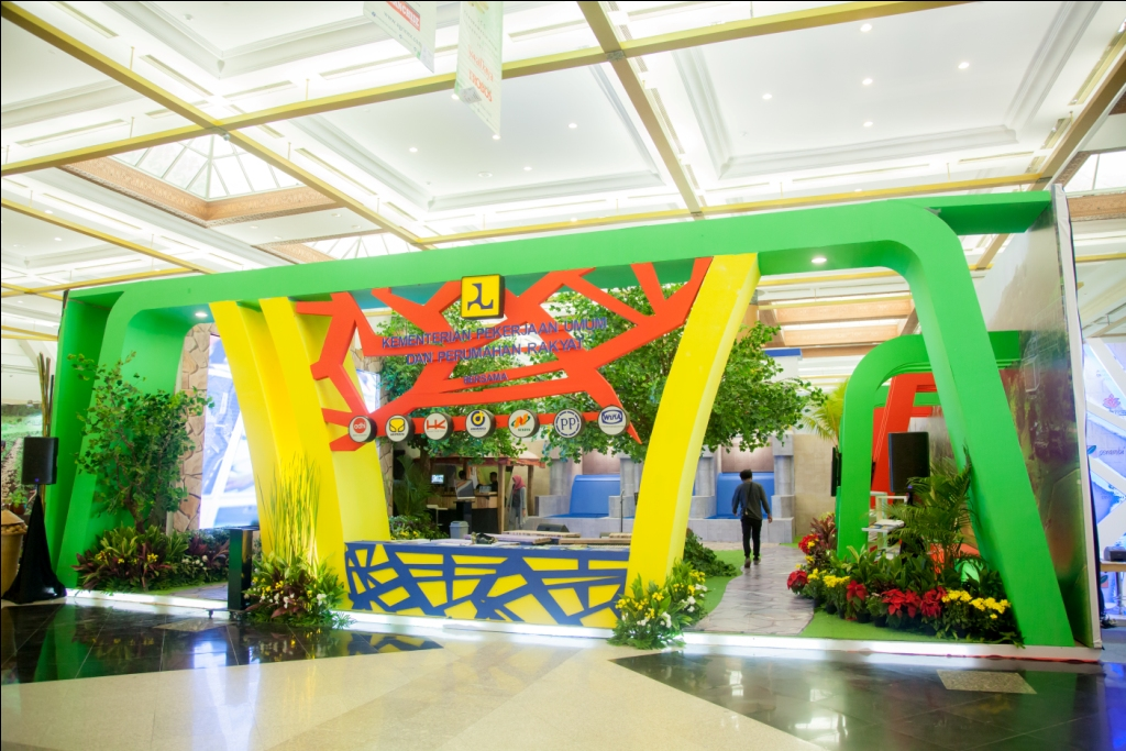 PAMERAN 11TH AGRINEX INDONESIA'S INTERNATIONAL AGRIBUSINESS EXPO
