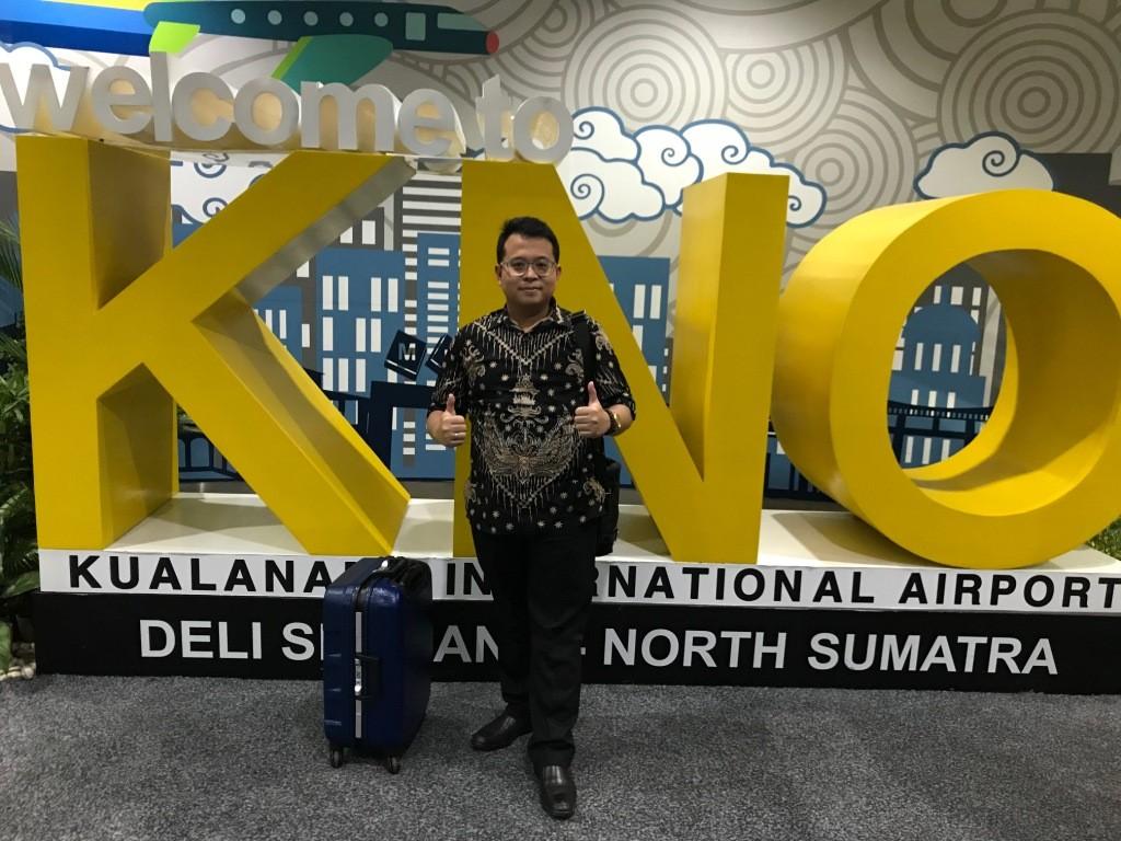 Bandara Kualanamu, Medan