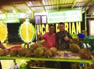 Wisata Kuliner Wajib Medan - Ucok Durian