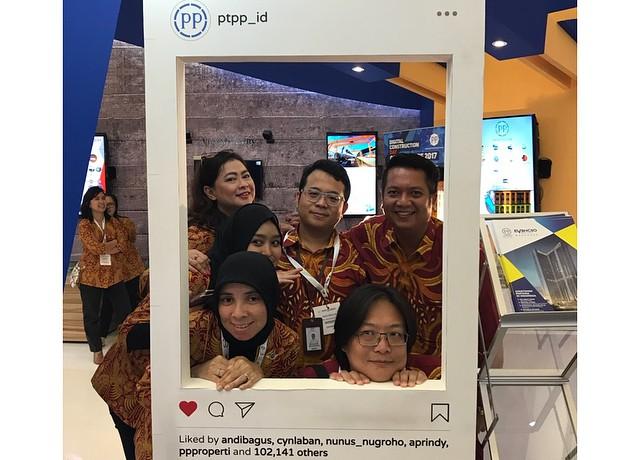 KonstruksiIndonesia2017 PTPP