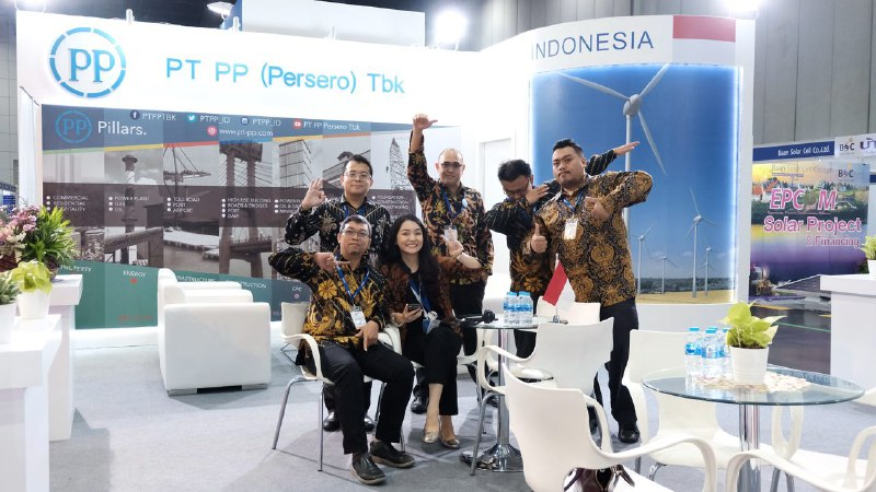 PT PP @ SETA 2018 BITEC BANGKOK