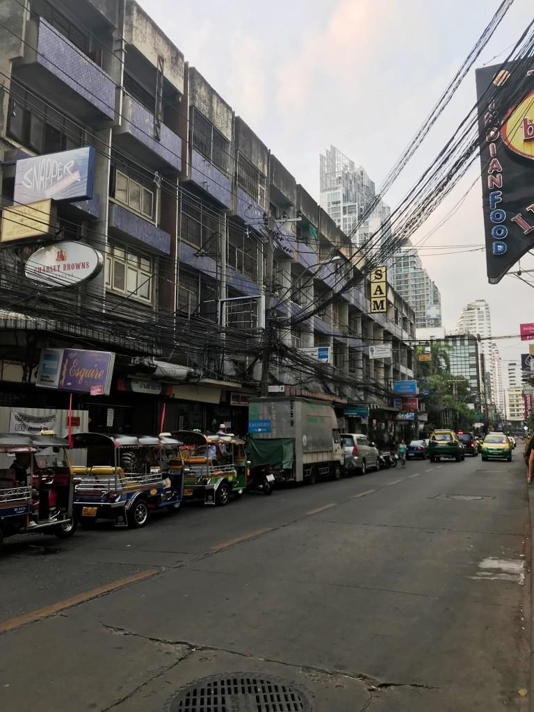 Sukhumvit Soir 11, Bangkok