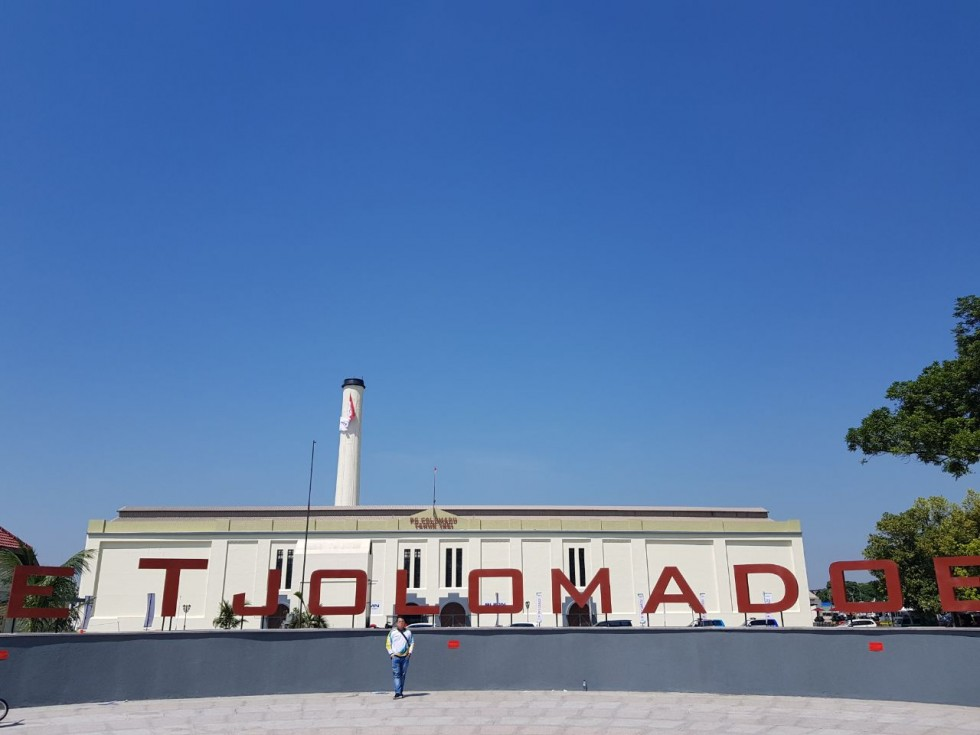 De Tjolomadoe