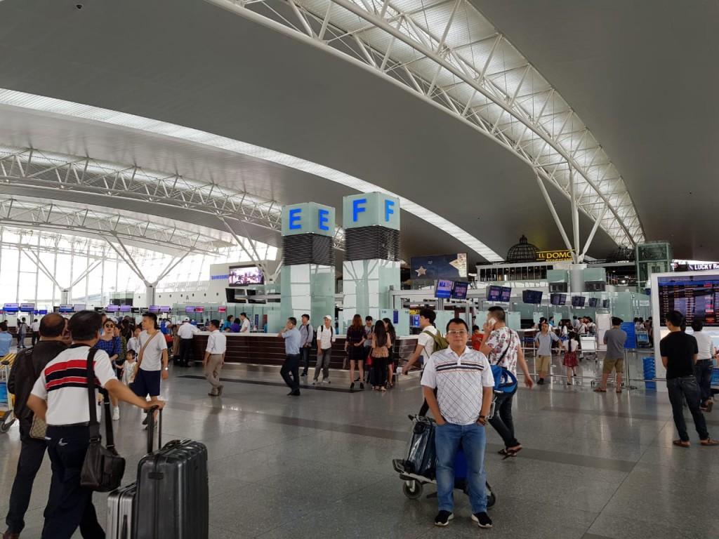 No Bai Airport Terminal 2