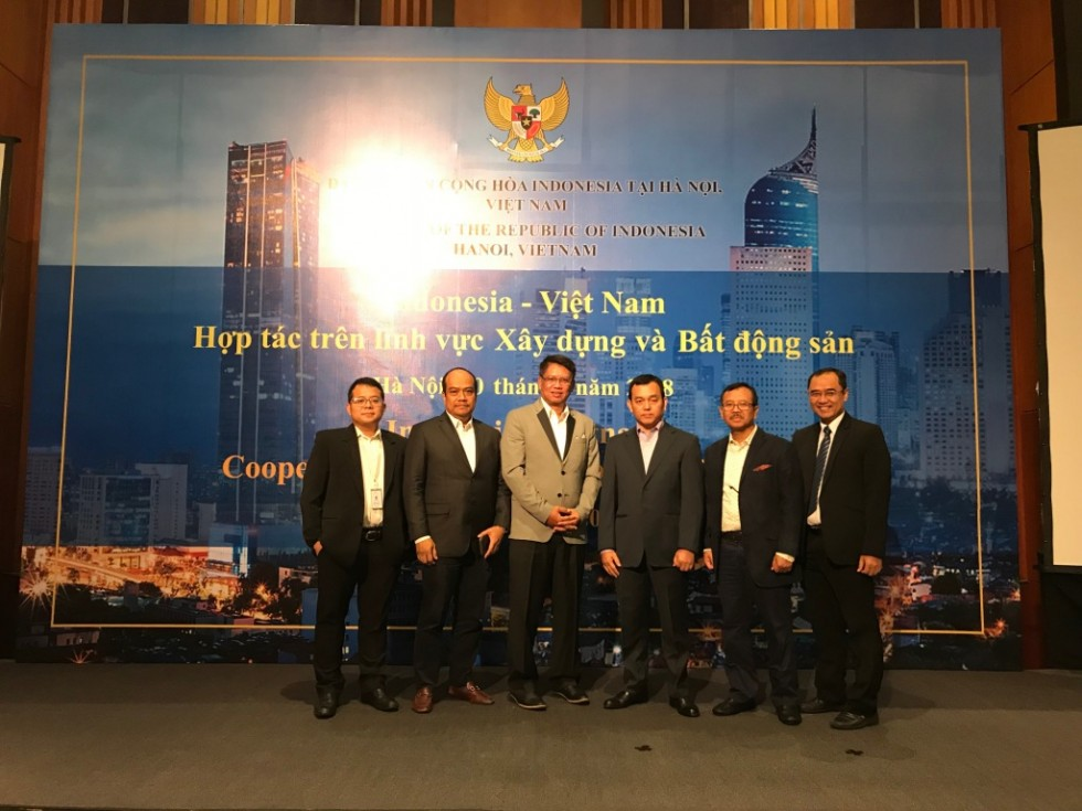 Business Forum Indonesia-Vietnam Cooperation On Construction and Property